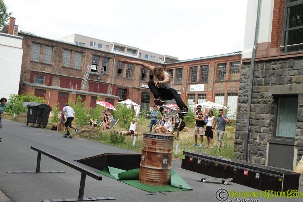Max Klink - BONKERS-Contest @YAM YAM-Show FFM