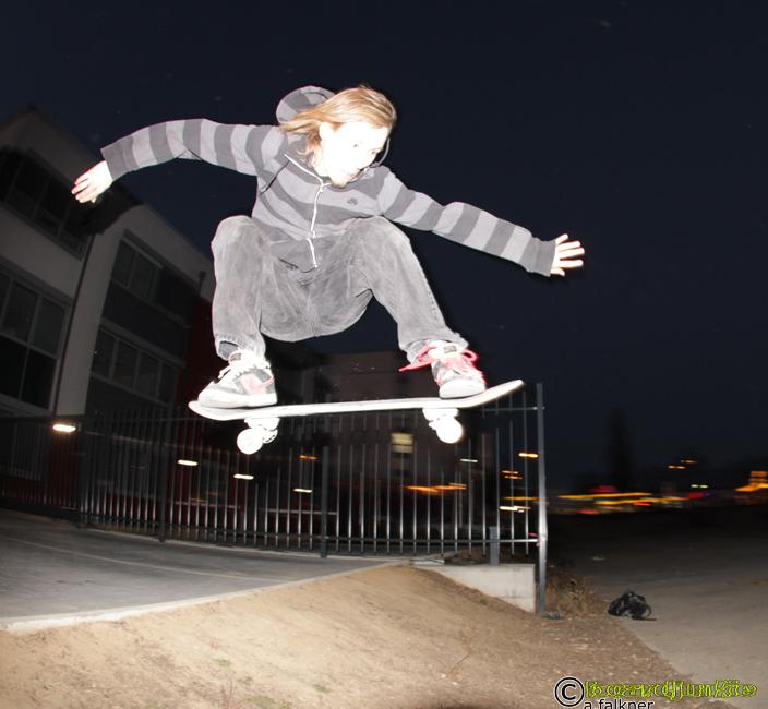 """""""Ghostrider""""  - aufgenommen für www.boardjunkie.de"""